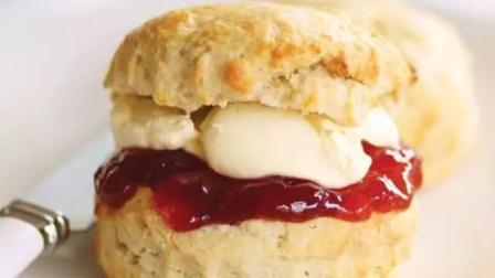 英国甜食之首司康饼配方揭秘, 新手也能做的下午茶点, 没有司康饼的下午茶都是假的......