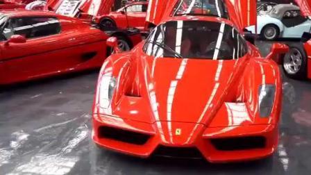 澳洲的汽车博物馆, 看看珍藏了多少经典名车, 兰博基尼 法拉利 等名车都不算什么