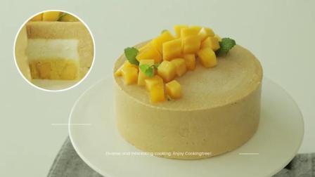 【Amy时尚世界】芒果慕斯蛋糕