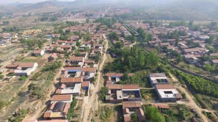 【航拍】我的故乡——大石头河南村