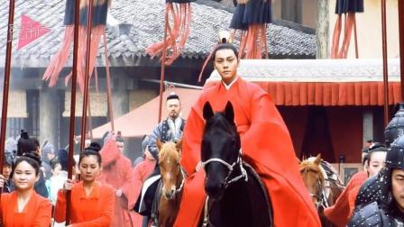 【陈伟霆】十里红妆, 红衣少年郎