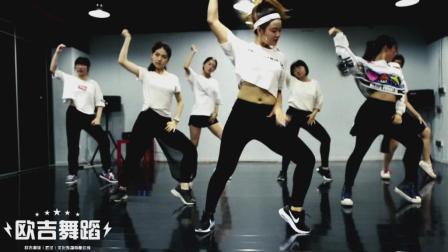 【欧吉舞蹈】余静老师暑期班二期不容错过的蜕变