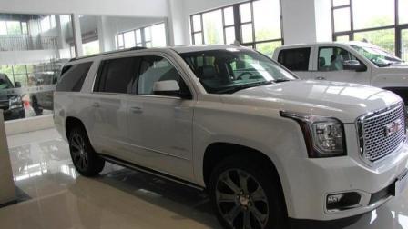 (环球商务房车网)美国进口通用GMC-育空河YUKON全尺寸SUV越野车