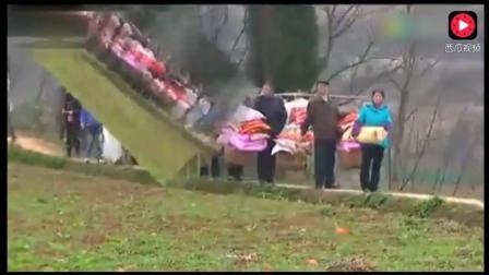 实拍贵州瓮安偏僻的农村结婚办酒, 这才是真正的名族风