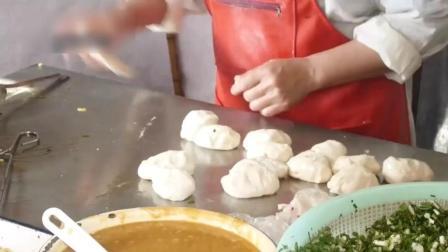 比上海阿大还好吃的葱油饼, 提篮桥滩头葱油饼一号