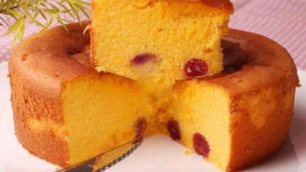 【侠客行菜谱】香橙蛋糕--厨神手把手教会您