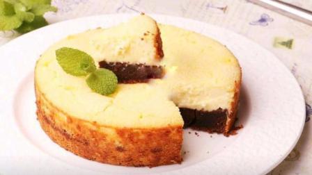 【侠客行菜谱】布朗尼芝士蛋糕--厨神手把手教会您