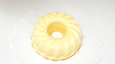 Vivi烘焙课堂(14) - 萨瓦琳芝士蛋糕