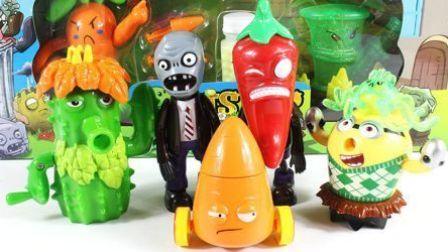 植物大战僵尸2拼图 儿童益智玩具 儿童睡前故事