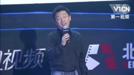 黄渤励志演讲: 生活中没有人和幽默的人较劲