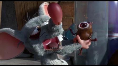 爆笑虫子: 老鼠悲惨的一生, 一条虫都抓不到