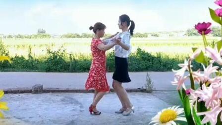 糖豆广场舞课堂 第二季 八九十年代最流行的公园交谊舞,广场舞双人对跳教程
