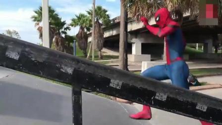 这个蜘蛛侠和原版的蜘蛛侠哪个更强呢