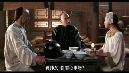 看看这部甄子丹电影  甑子丹炒菜, 功夫好就连做饭都帅! 喜欢电影的朋友看看吧