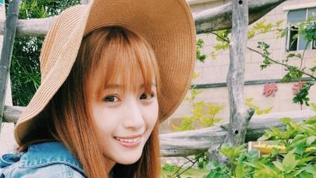 清纯美女深情翻唱经典电影情歌《花水木》