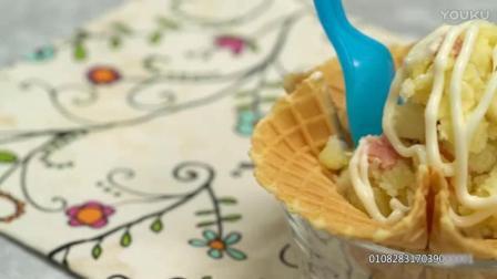 土豆泥冰淇淋  一点都不黑暗