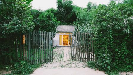 两帅哥改造600平米荒废小院 仅花一万块 154