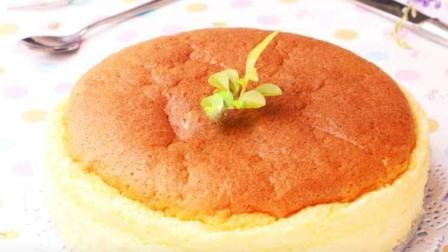 【侠客行菜谱】舒芙蕾芝士蛋糕--厨神手把手教会您