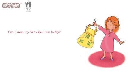 新东方 多纳学英语 绘本故事 我最喜欢的裙子 My favorite Dress