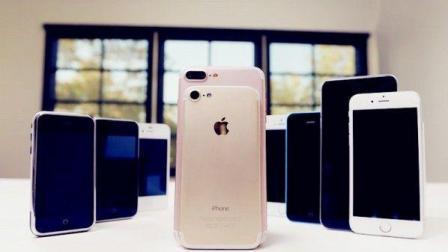 iPhone上市10年中国2亿台