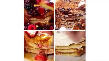 米其林大厨手把手教你制作4款法式土司, 每天一款丰盛早餐!