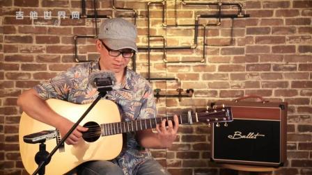 吉他弹唱教学 汪峰《你是我心爱的姑娘》—拾光吉他谱珍藏集