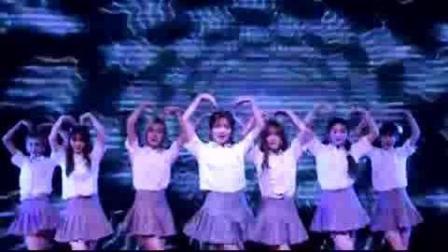 韩国高中生集体兼职, 跳舞小姐用力表演!