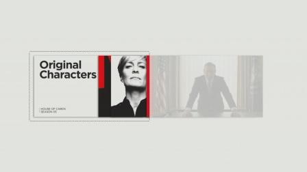 【壹手设计】Netflix 卡片式设计的简与约