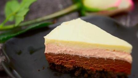 【i烘焙美食实验室】拿波里芝士蛋糕