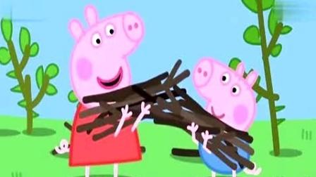 小猪佩奇的生日蛋糕海绵宝宝芭比娃娃朵拉火影忍者