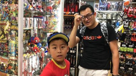 酷爱娱乐 第一季 日本上野最大的玩具店 看Rock和Teddy疯狂采购