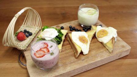 逛吃逛吃 第一季 让人充满了活力的能量早餐是什么?快来看看吧