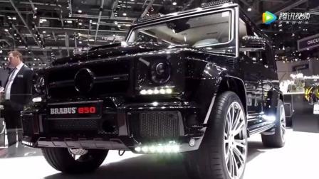 2017款奔驰巴博斯G850售668万, G级真正顶尖SUV