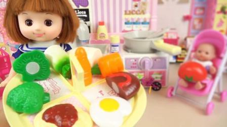 儿童手工 户外冰淇淋盛宴