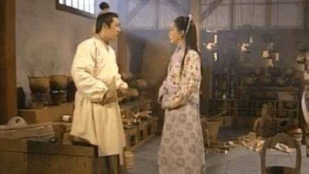 人龙传说: 龙女小鱼为爱施法术帮忙, 结果把厨房搞得一团乱