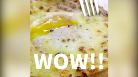 奶酪鸡蛋吐司 美味新吃法