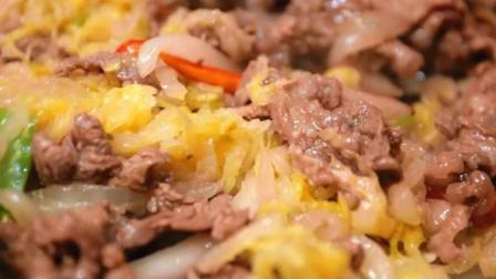 香香美食 齐齐哈尔烤肉(酸菜烤肉)