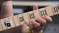 纪斌电吉他教学《打狗棒法》第六章 垂直抬起同一高度
