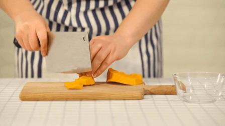 6个月宝宝辅食食谱: 南瓜泥制作方法