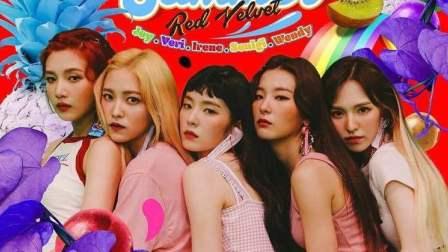 Red Velvet《Red Flavor》舞蹈镜面分解教学【TS DANCE】