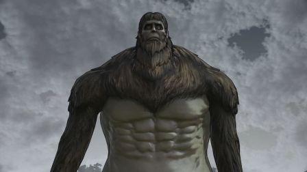 【Q桑制造】《PS4进击的泰坦》真进击模式热血向攻略解说 第11集