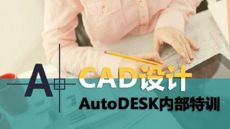 每日一练: CAD教程基础制图