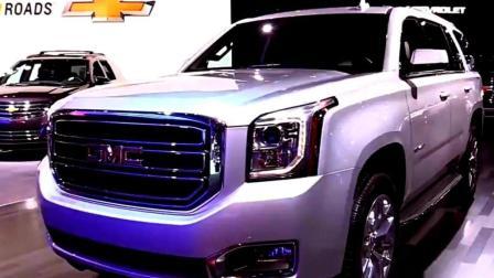 豪华舒适代表, GMC Yukon XL进口高档商务房车