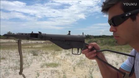 斯登式冲锋枪