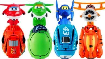 超级飞侠3变形玩具 托马斯小火车