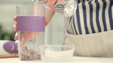 6个月宝宝辅食食谱: 牛肉泥制作方法