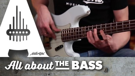 Fender Bass Shootout - MIJ Walnut Jazz vs. US Vintage P-Bass