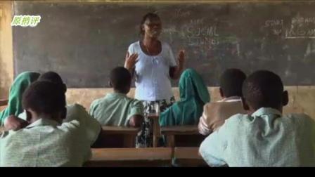 未成年的妈妈, 在肯尼亚, 每年有13000名女孩因怀孕缀学!