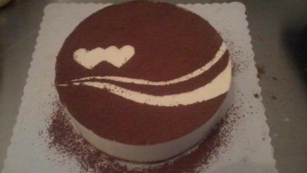 巧克力提拉米苏蛋糕
