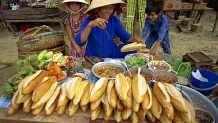 论越南人对美食界的巨大贡献, 越南法棍应该算一种!